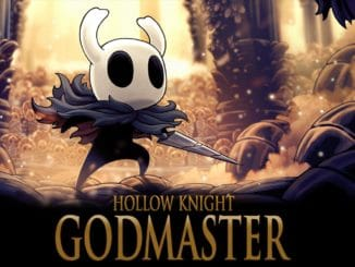 Hollow Knight: Godmaster DLC available + discount!