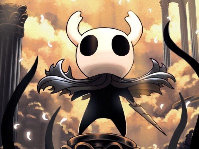 Nieuws - Hollow Knight Gods & Glory DLC reminder – 23 augustus