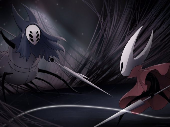 Nieuws - Hollow Knight Hornet DLC – First look 14 februari
