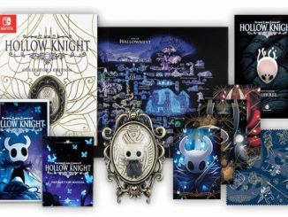 Nieuws - Hollow Knight Standard & Collector's Edition at Fangamer