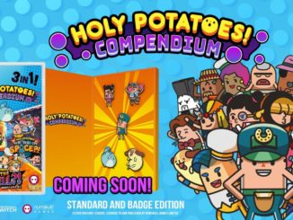 Holy Potatoes! Compendium – Mei 2020 in de winkel