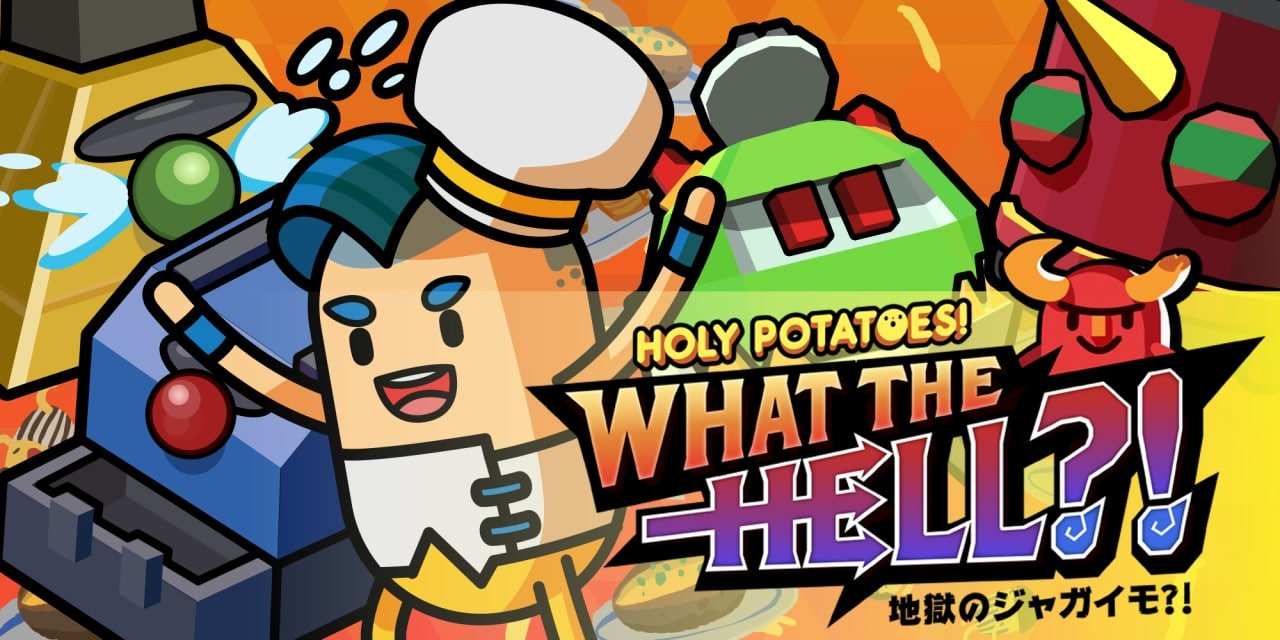 Holy Potatoes! What The Hell?!