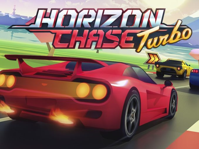 Release - Horizon Chase Turbo