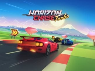 Horizon Chase Turbo footage