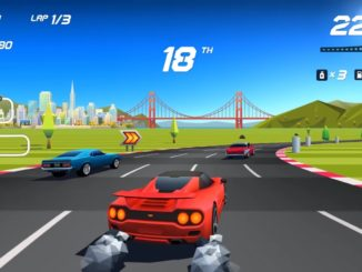 Horizon Chase Turbo launches November 28th