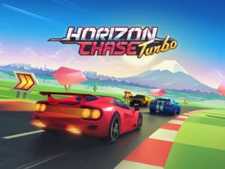 Horizon Chase Turbo – Physical Release Spring 2019