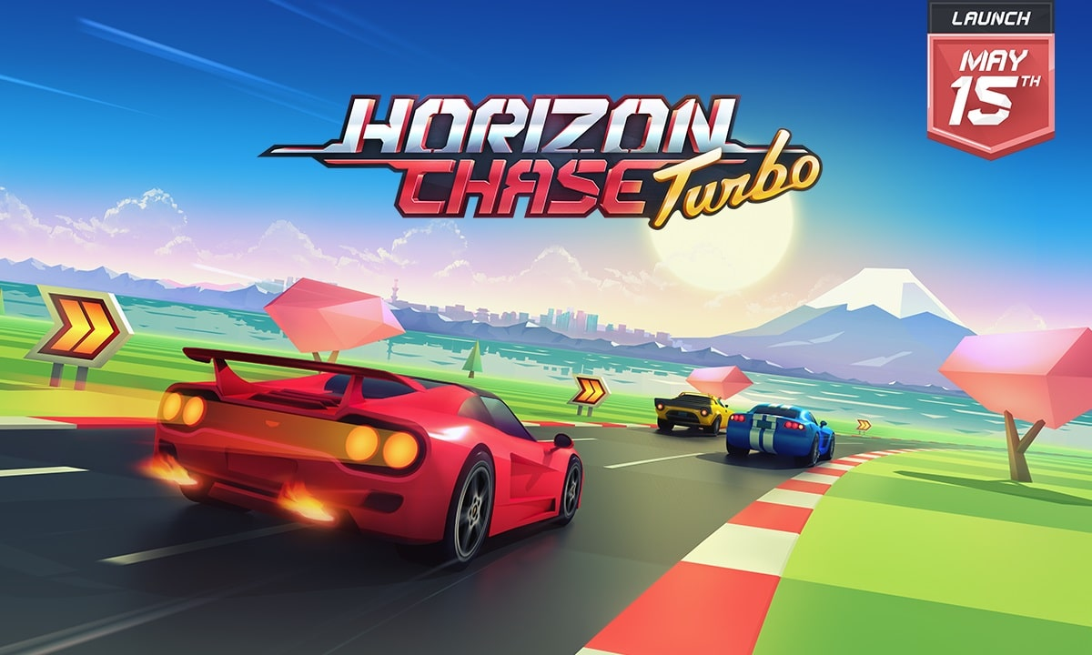 Horizon Chase Turbo Trailer