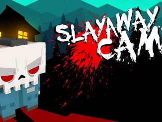 Horror puzzles in Slayaway Camp