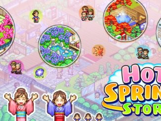 Release - Hot Springs Story