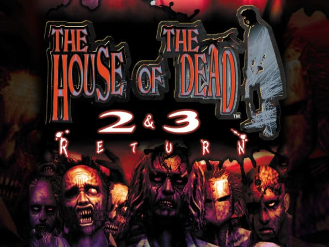 News - House Of The Dead is being revived!