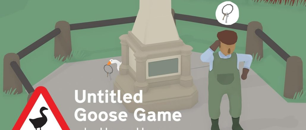 HouseHouse verrast door het succes van Untitled Goose Game