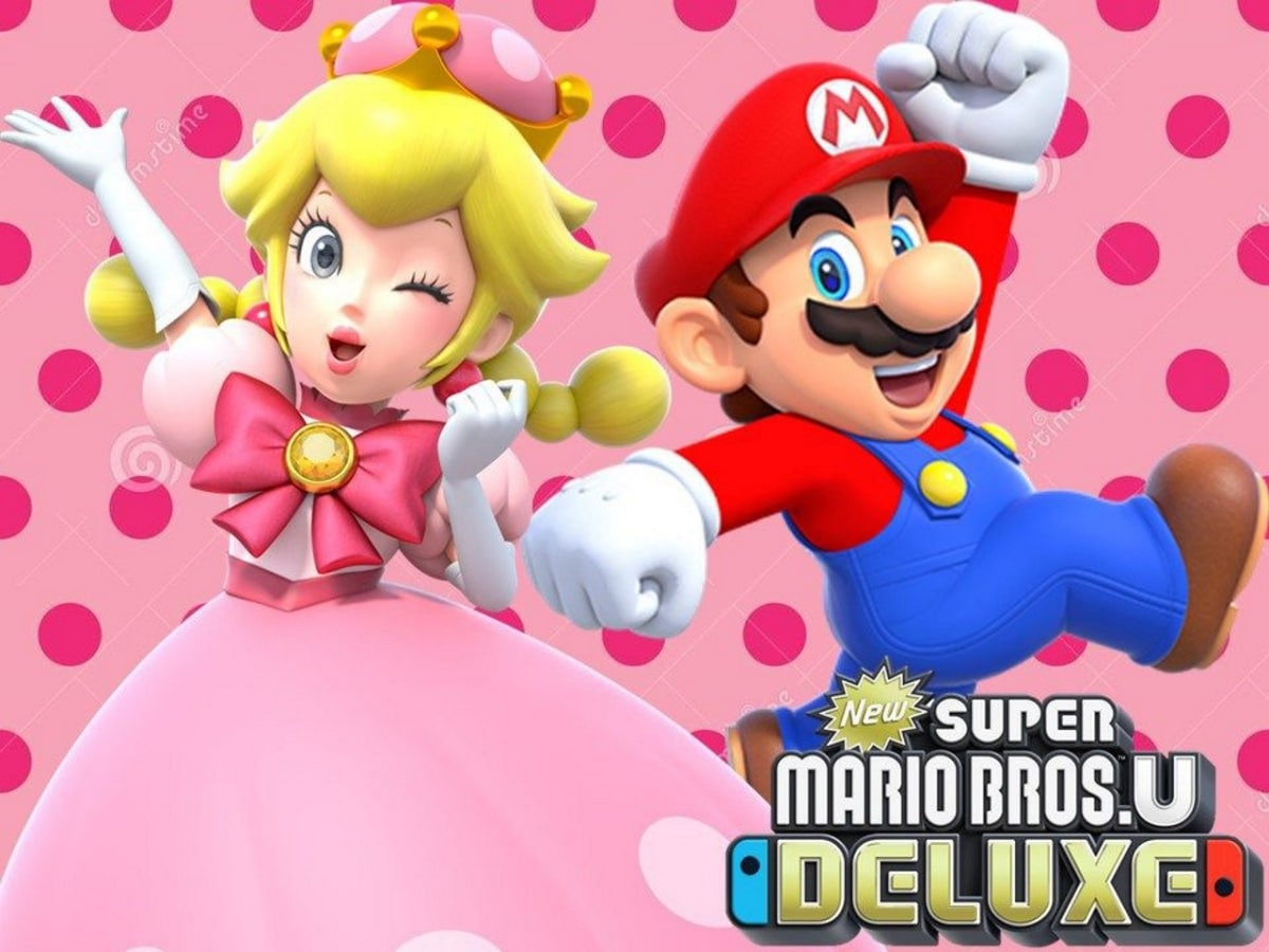 Hoe anders is Peachette in New Super Mario Bros U Deluxe?