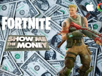 Fortnite removed from Apple and Google stores following V-Bucks discounts