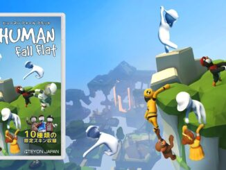 Human Fall Flat – Japanese Physical Release – Exclusive Skin