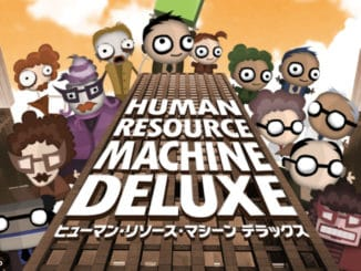 Nieuws - Human Resource Machine – Deluxe Physical Release – Bevat extra spel