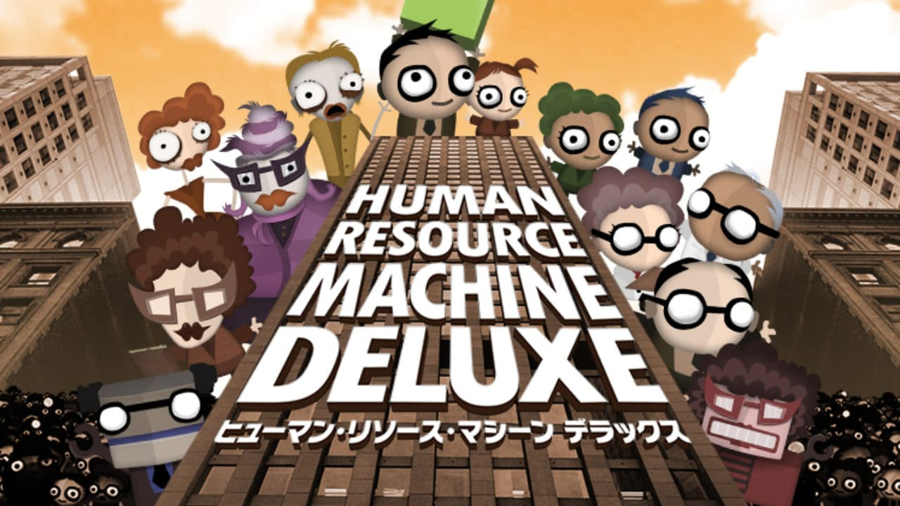 Human Resource Machine – Deluxe Physical Release – Bevat extra spel