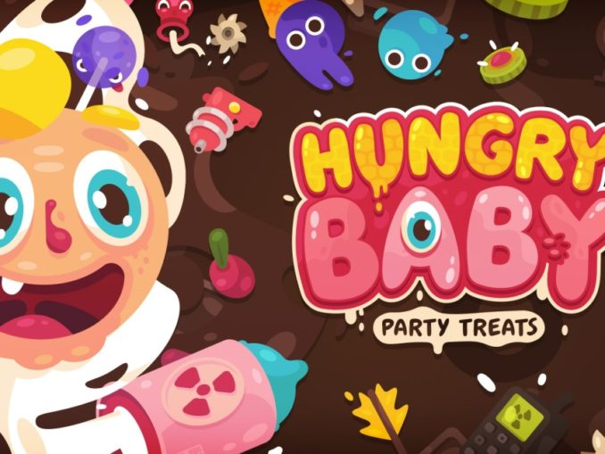 Release - Hungry Baby: Party Treats