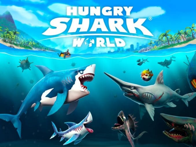 Release - Hungry Shark® World