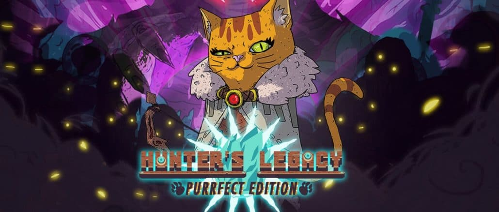 Hunter's Legacy: Purrfect Edition