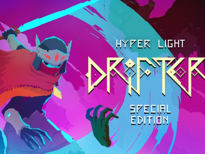Release - Hyper Light Drifter – Special Edition