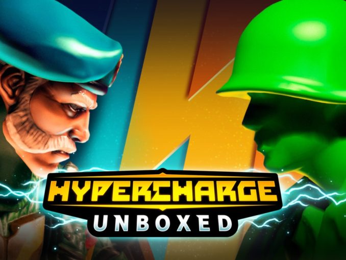 Release - HYPERCHARGE Unboxed