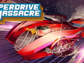 Release - Hyperdrive Massacre