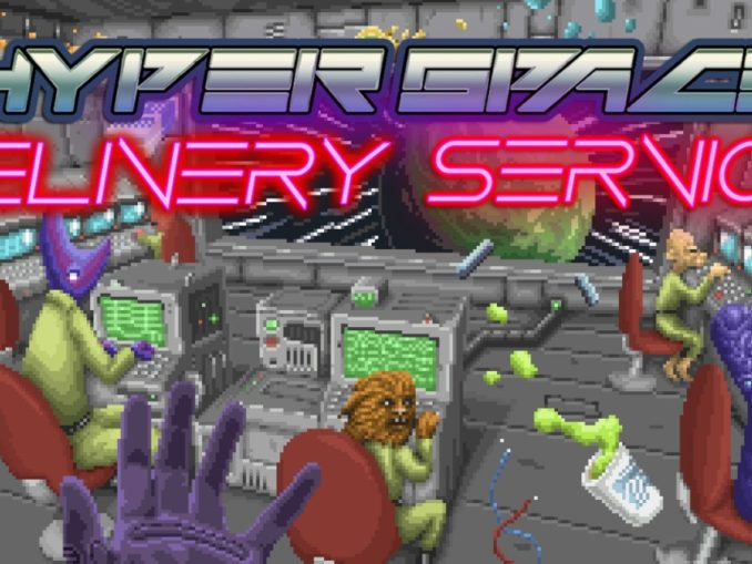 Release - Hyperspace Delivery Service