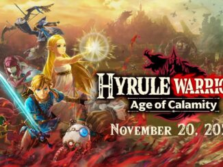 Hyrule Warriors: Age Of Calamity aangekondigd, lanceert 20 november