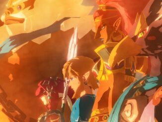 Hyrule Warriors: Age Of Calamity – Champions Unite Trailer