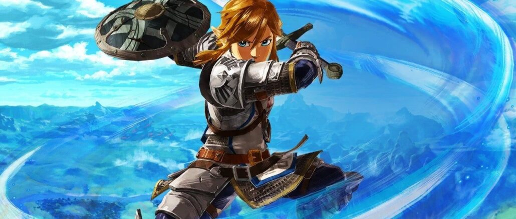 Hyrule Warriors: Age of Calamity demo now available