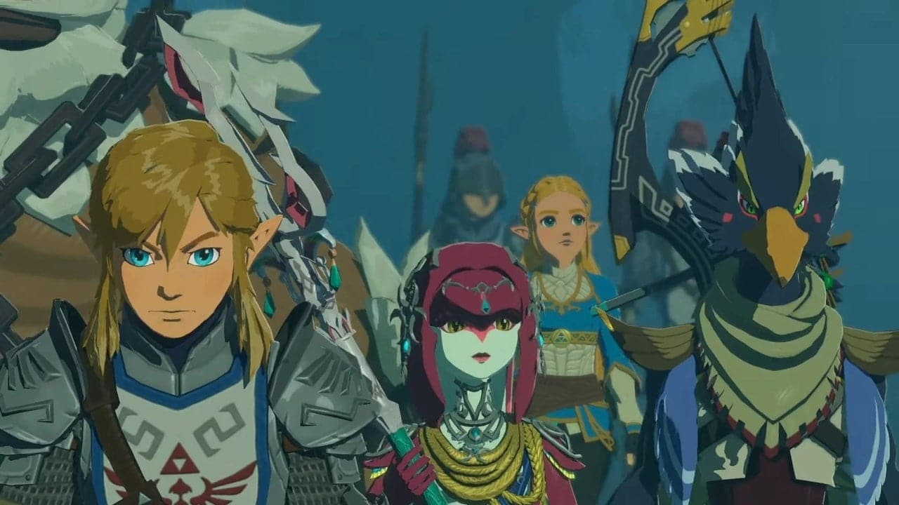 Hyrule Warriors Age Of Calamity Developers Pleased Game Didn T Leak Nintendo Switch News Nintendoreporters