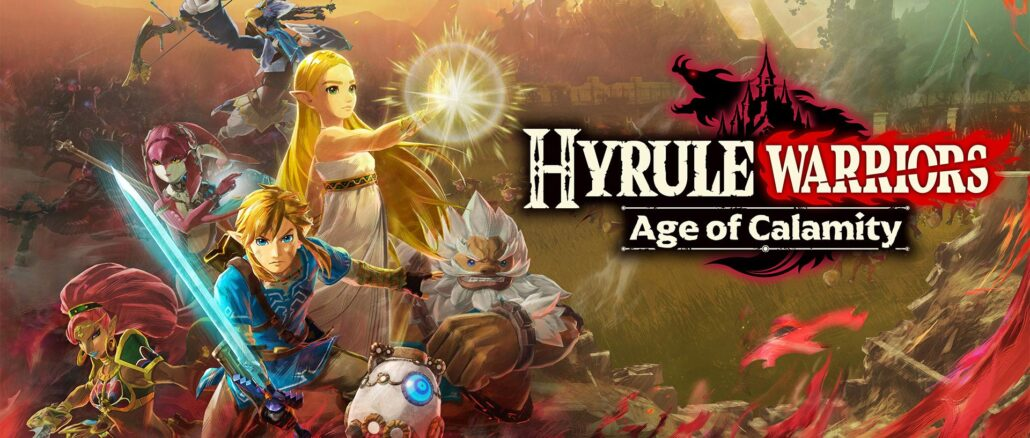 Hyrule Warriors: Age of Calamity – Frame rateanalyse