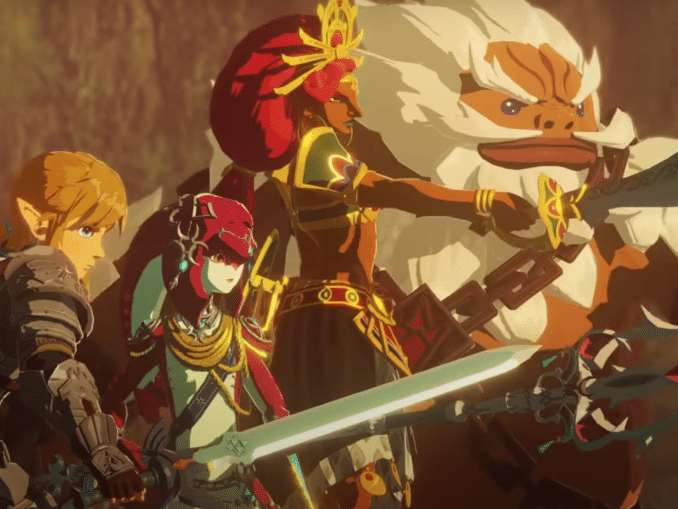 Hyrule Warriors: Age ofCalamity – Launch Trailer