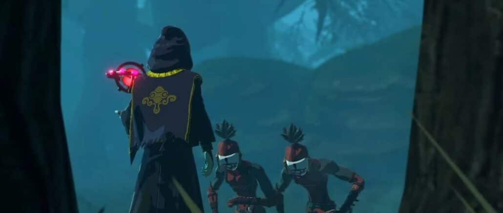 Hyrule Warriors: Age Of Calamity - Yiga Clan trailer
