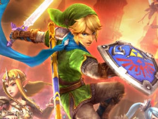 Hyrule Warriors: Definitive Edition 1.0.1 update