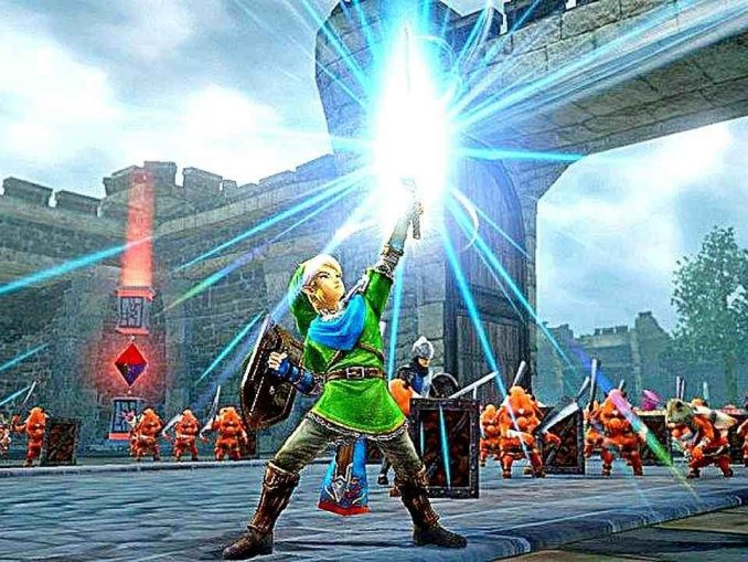 Nieuws - Hyrule Warriors: Definitive Edition gameplay
