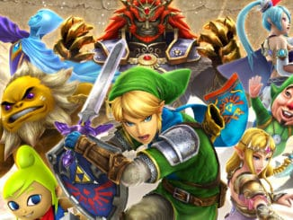 Hyrule Warriors: Definitive Edition Tech analyse