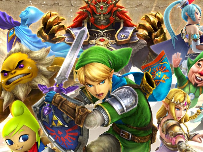 Nieuws - Hyrule Warriors: Definitive Edition Tech analyse