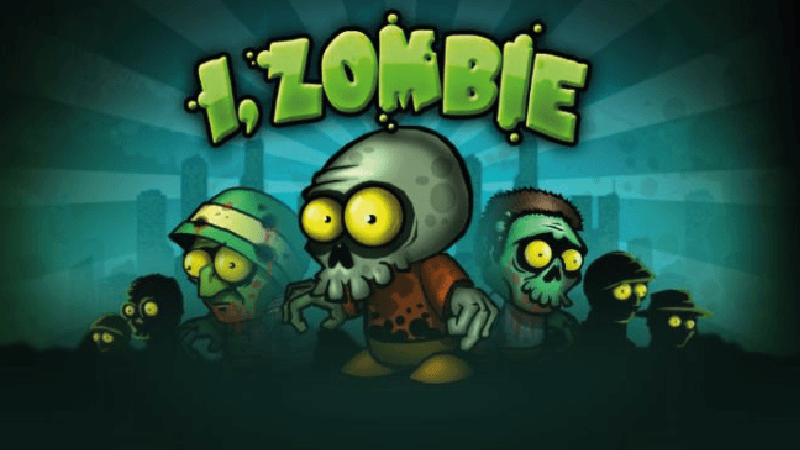 I, Zombie launch trailer