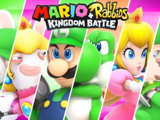 Iam8bit; Soundtrack Mario + Rabbids: Kingdom Battle