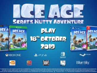Ice Age: Scrat's Nutty Adventure – Debut Trailer, Launches October 18th