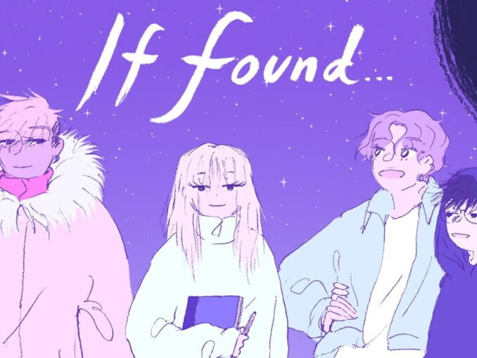 Release - If Found…