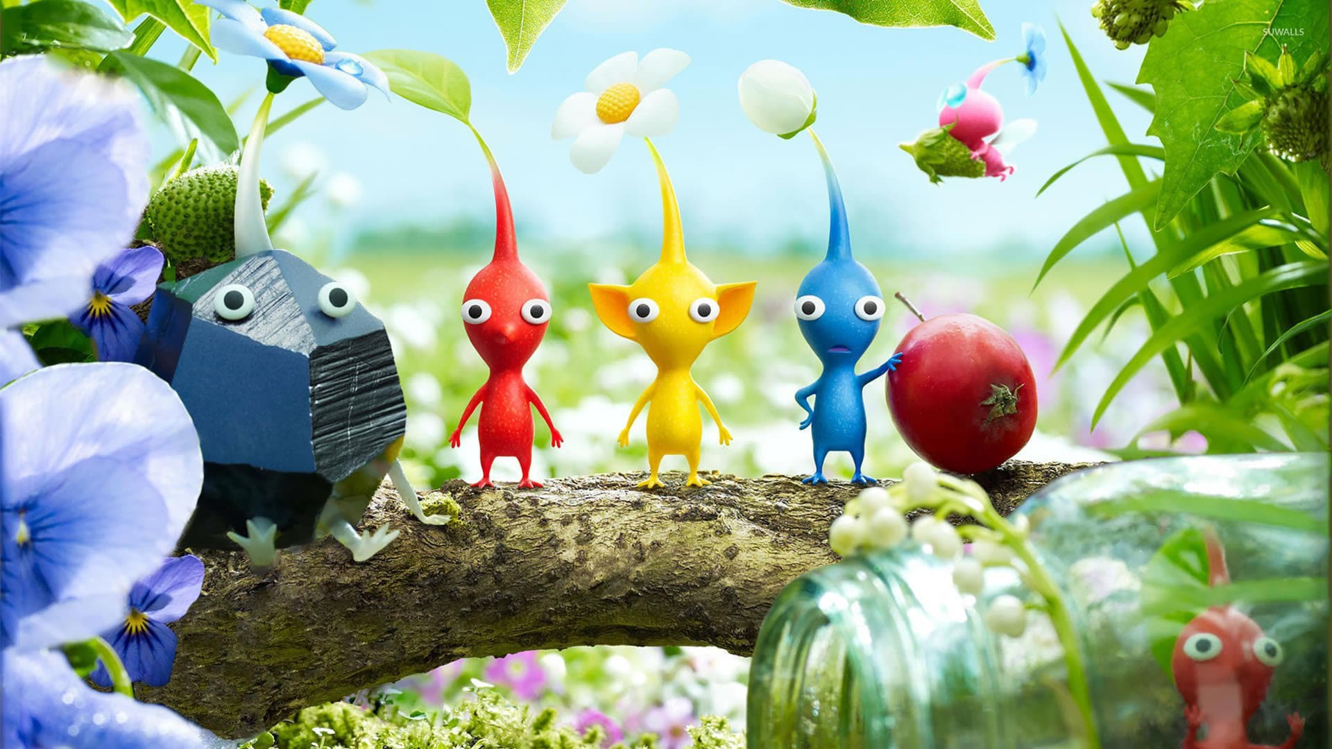 IGN – Pikmin 3 could be coming