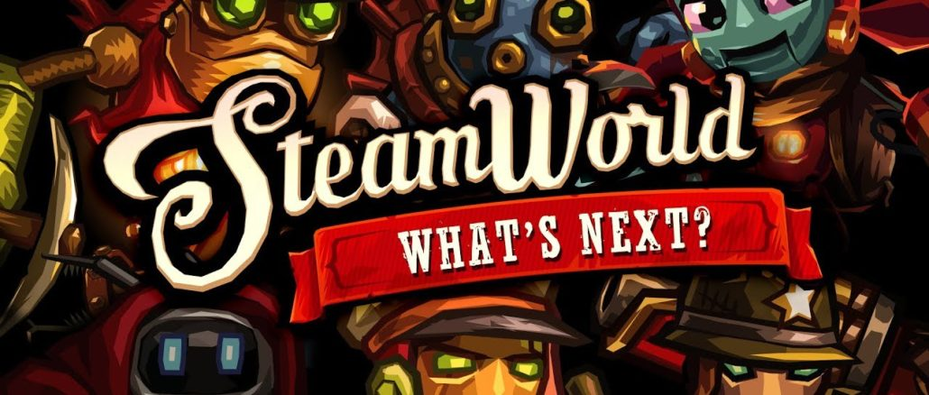 Image & Form Games: meer SteamWorld-games in de toekomst