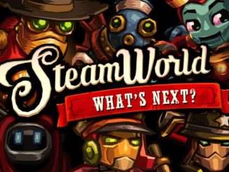 Image & Form Games: more SteamWorld games in the future