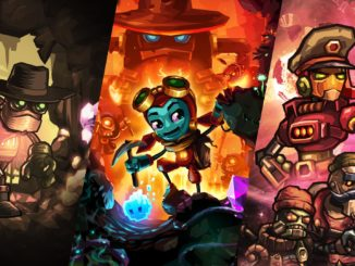 Image & Form – Working on new SteamWorld title