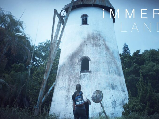 Release - IMMERSE LAND