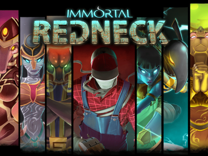 News - Immortal Redneck confirmed