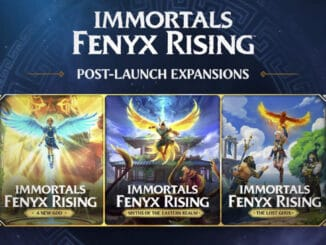 Immortals Fenyx Rising – Season Pass toegelicht