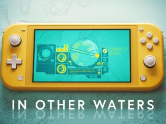 In Other Waters coming April 3rd